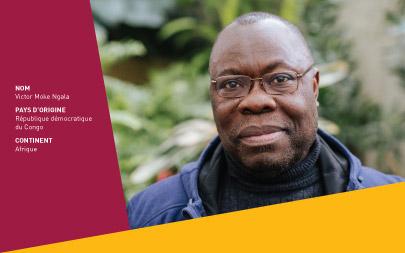 Victor Moke Ngala